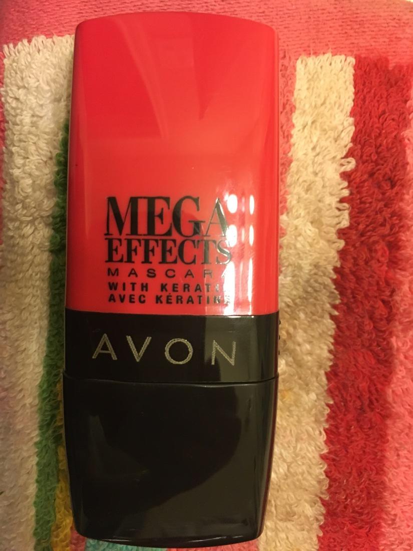 Avon Mega Effects Mascara withKeratin