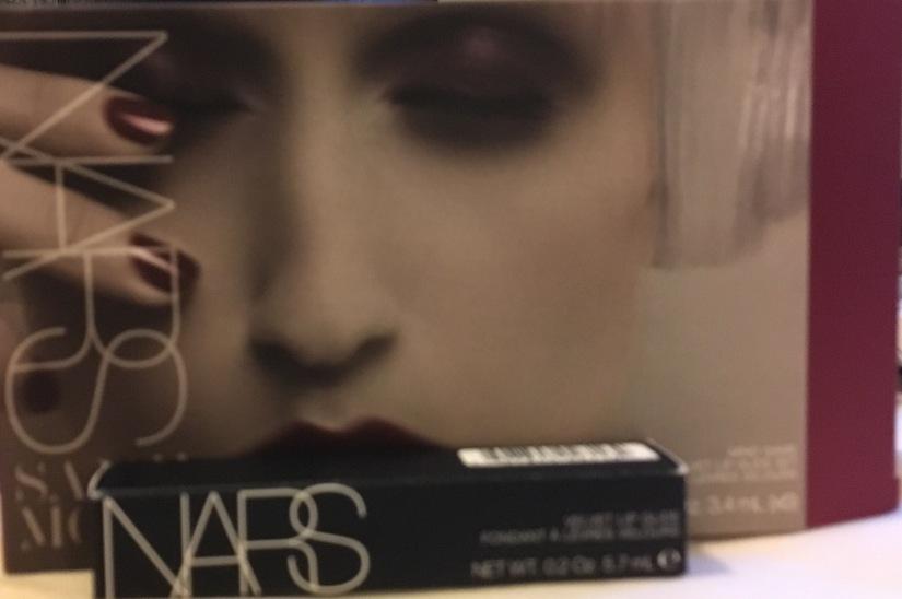 NARS's Velvet LipGlide
