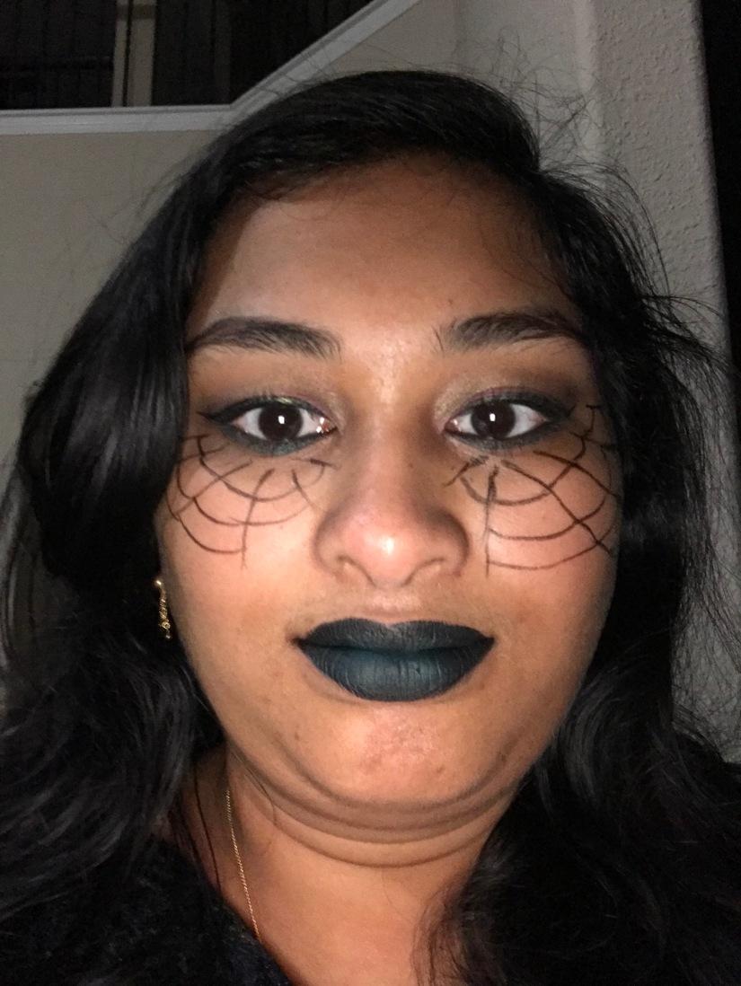 Final Halloween SpiderWitch